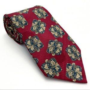 Vintage Christian Dior 100% Silk Tie